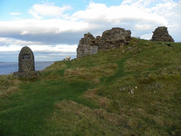 duntlum castle