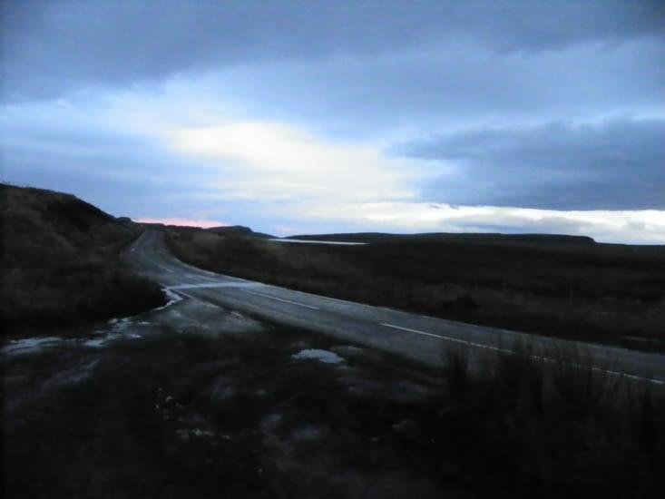 l'île de skye à l'aube