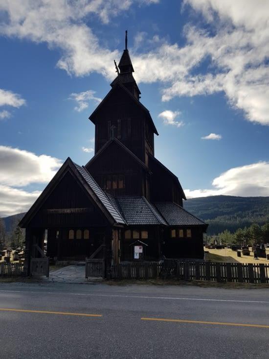 2eme église d'Uvdal