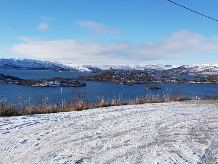 Route vers voringfossen