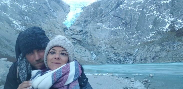 Langue glaciere
