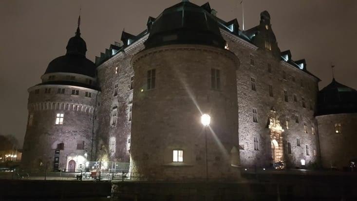 Château d'orebro