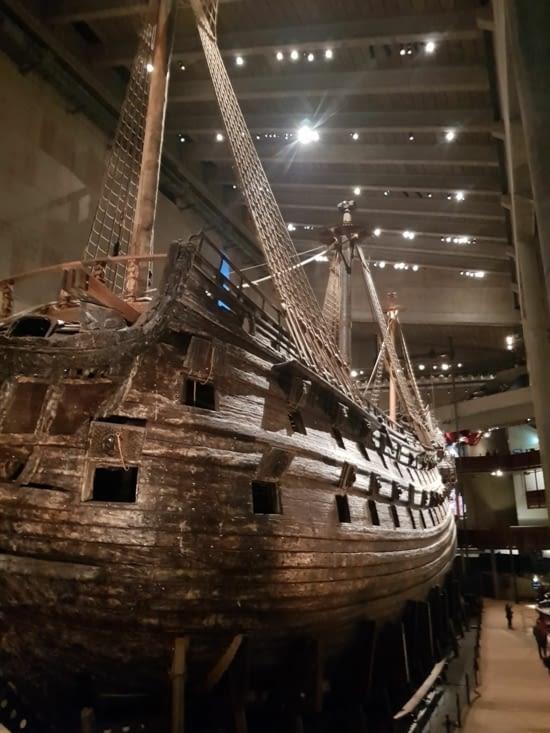 Le bateau vasa