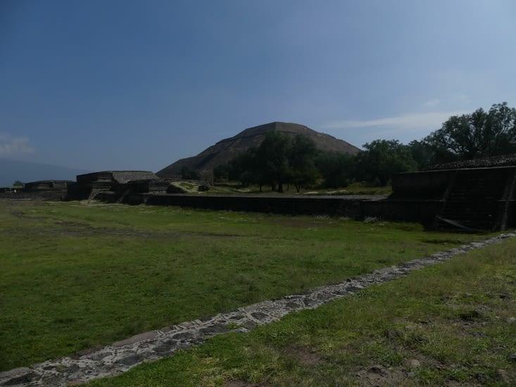 Pyramide du Soleil