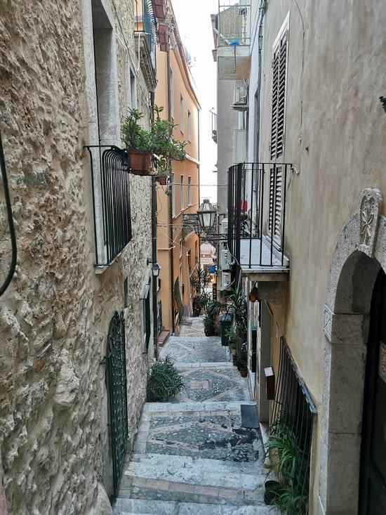 Taormina ruelle