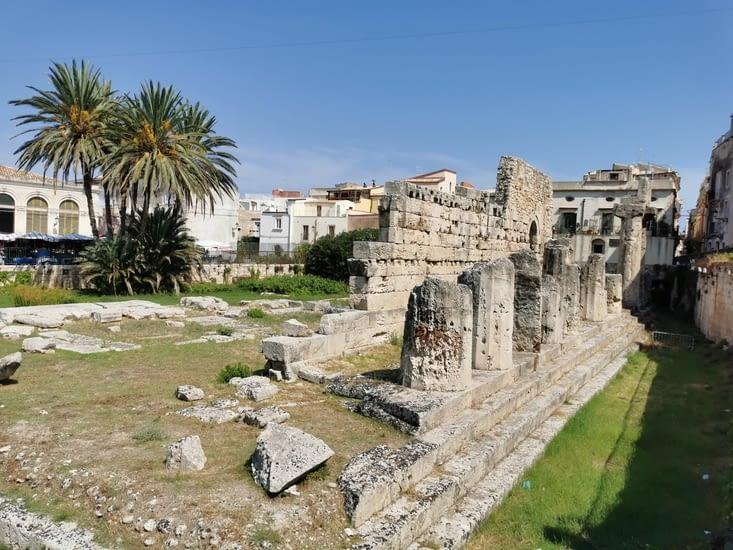 Temple apollon