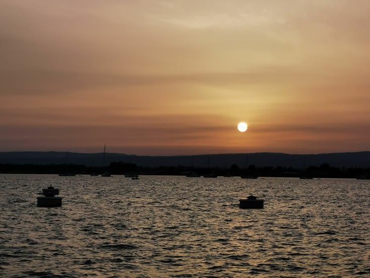 Sunset siracusa