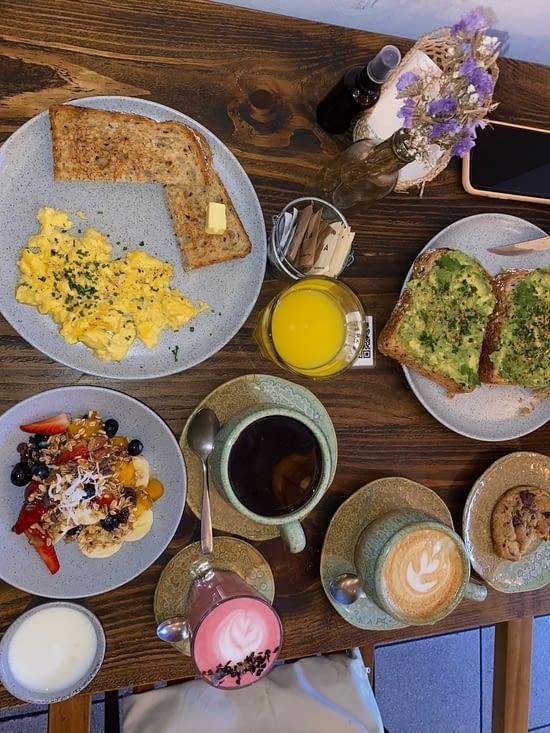 Desayuno 🤤🤤🤤