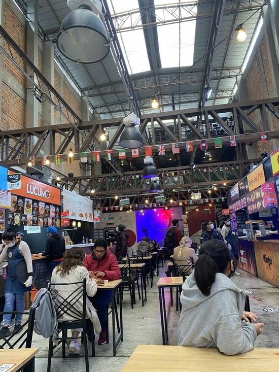 Mercado San Martin