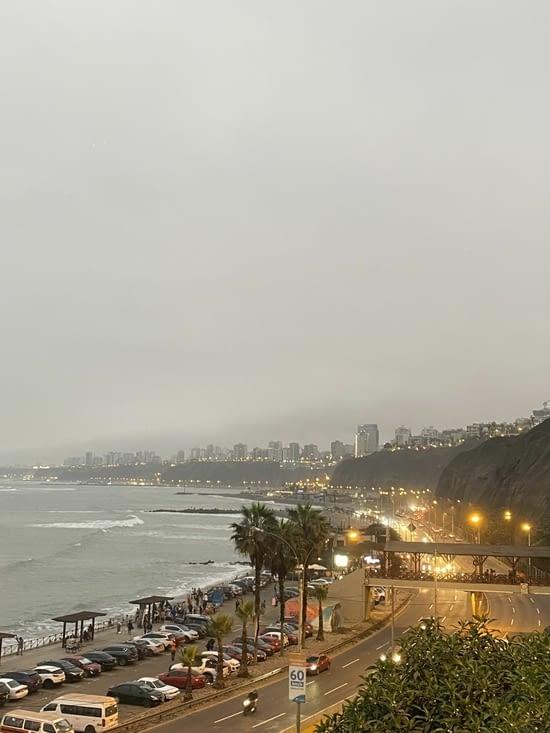 Le «soleil» se couche sur Lima