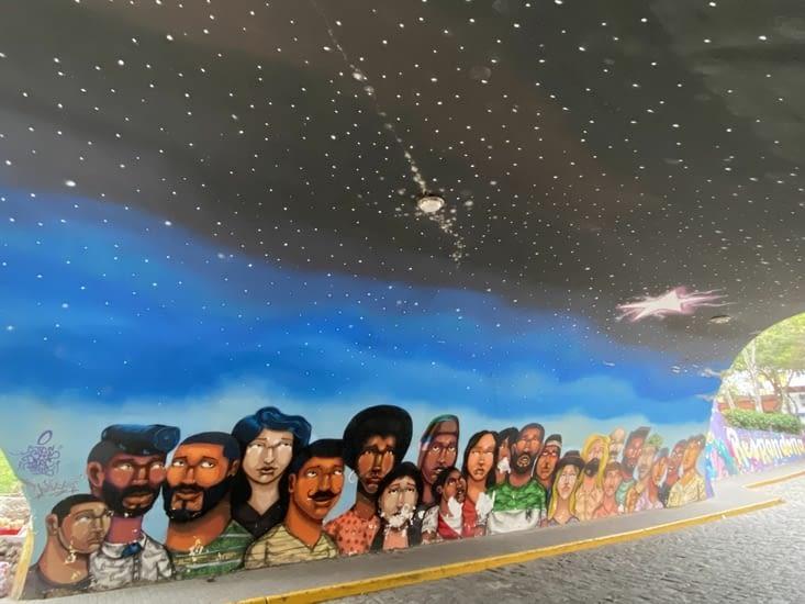Barranco, le quartier du street art