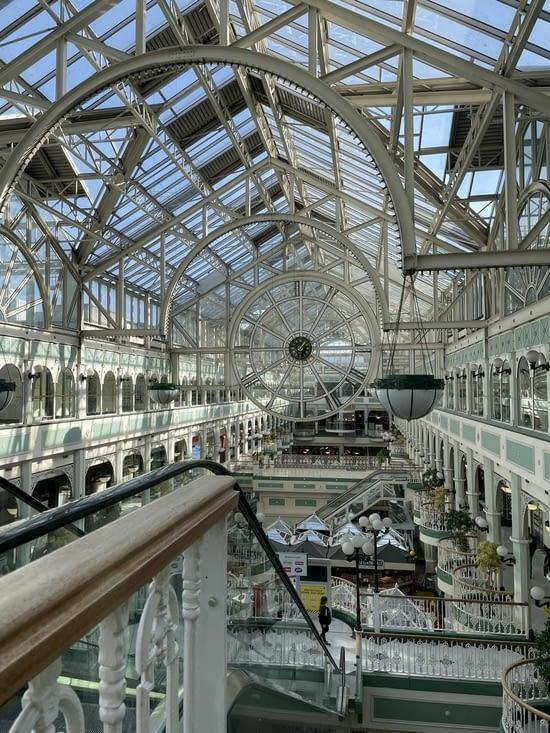 St Stephen Green's shopping center