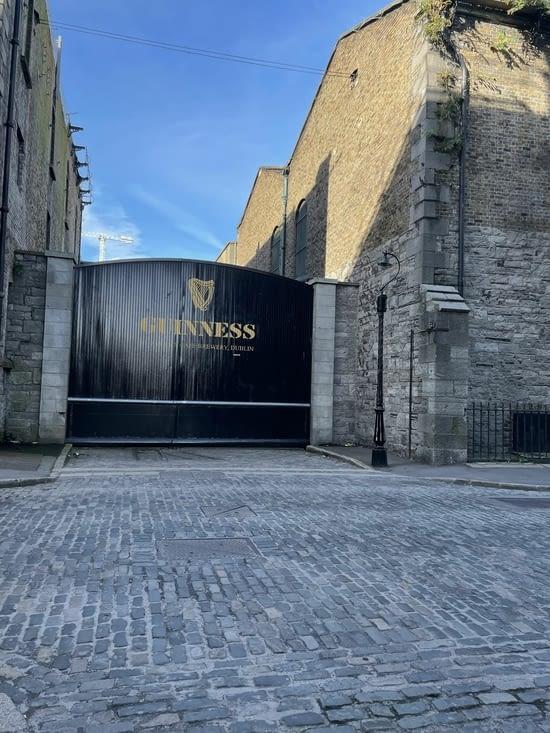 Portail Guinness