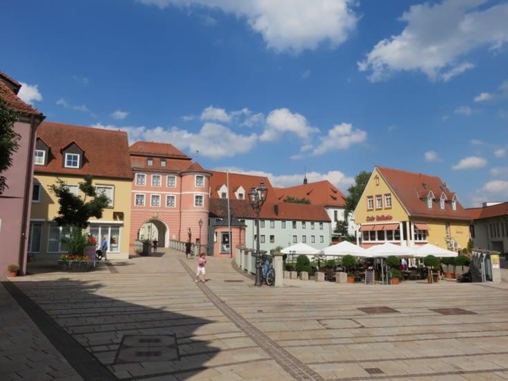 Petite ville allemande