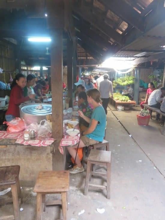 Blog de voyage au cambodge 4 jours de programme flou - Riz au cuit vapeur ...