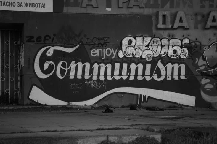 """""""Enjoy Cocacola"""", réponse à la répression communiste"""
