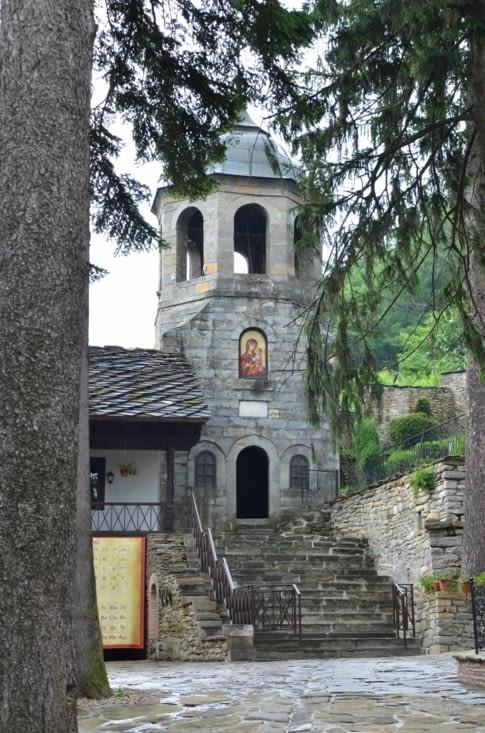 Tour à clocher