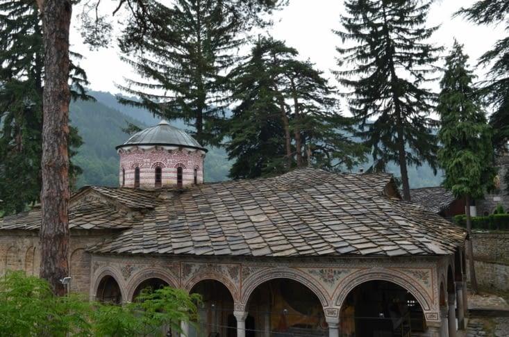 Troyanski manastir, dedié à St Marie