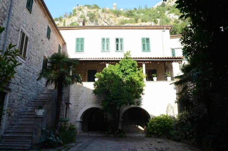 Future maison de Jean-Petar III