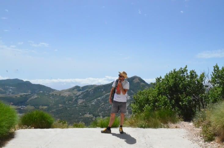 Grecque des montagnes monténégrine