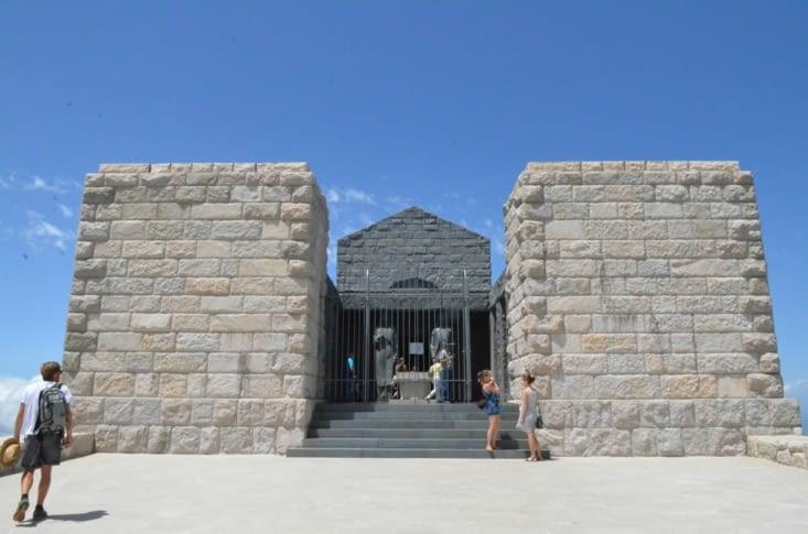Petar II Petrović-Njegoš Mausoleum, Parc national Lovcen