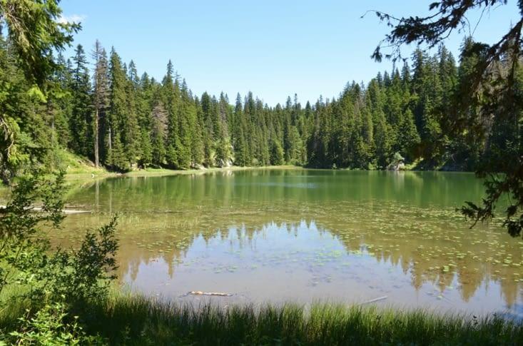 Encore un lac !