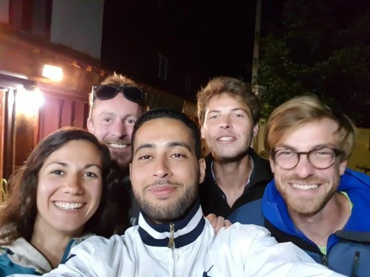 Team de choc ! French power
