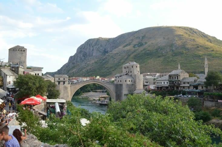 Stari Most à Mostar