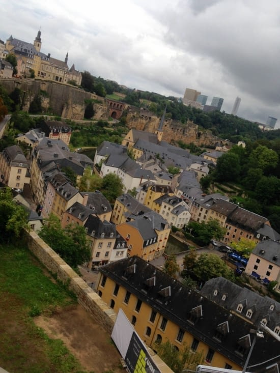 Blog de voyage au luxembourg luxembourg ville ou d stad for Piscine au luxembourg