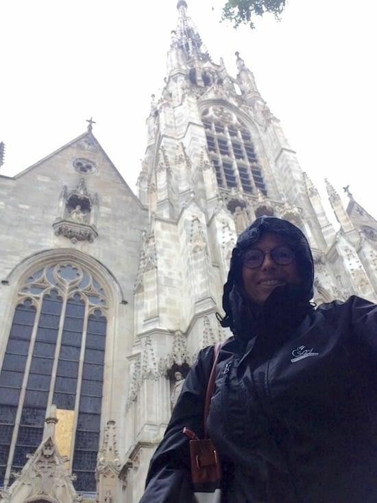 Il pleut à Lille