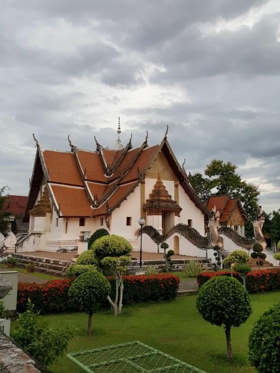 Temple Wat Phumin