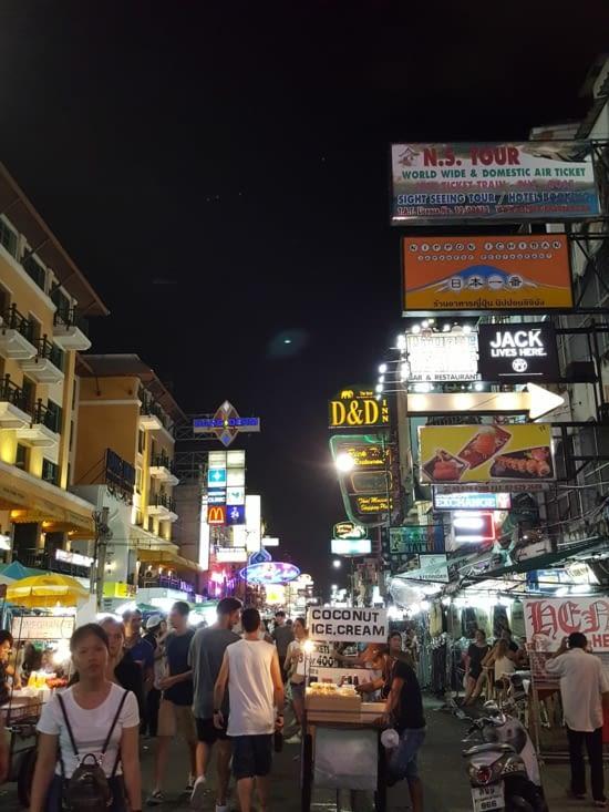 La Koh San Road