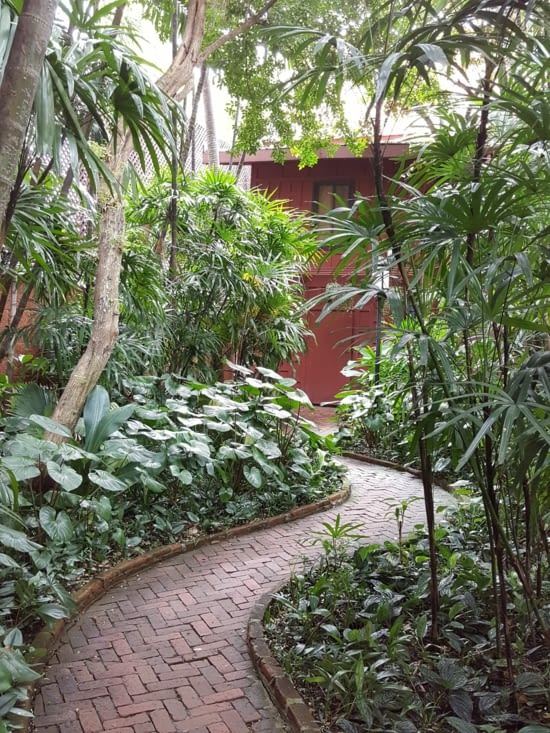 Maison de Jim Thompson et son jardin tropical