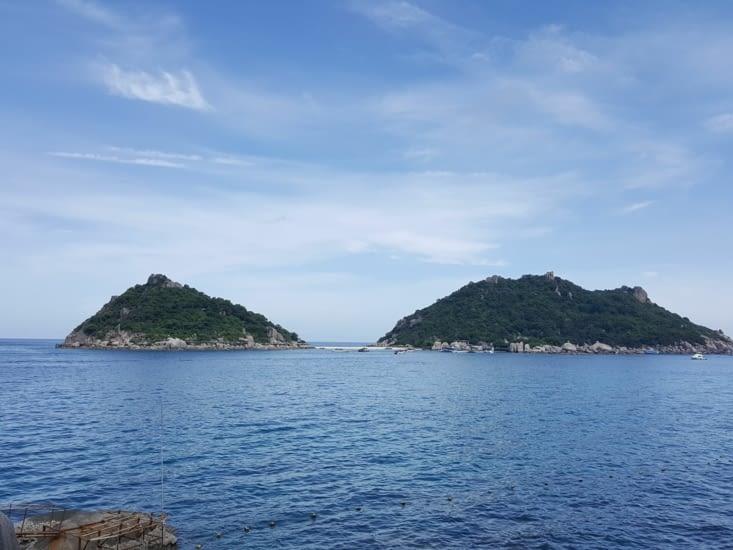 Îles Nang Yuan au Nord
