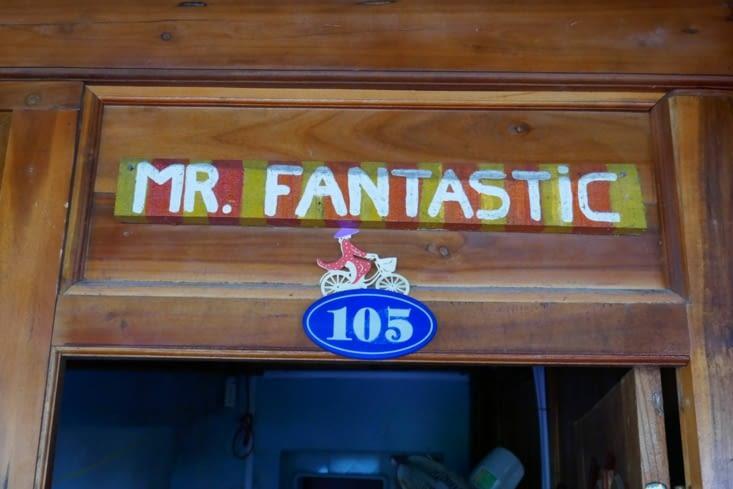 Heureusement ils avait préparé ma chambre 105