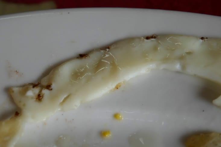 Les oeufs sur le plat de Maël