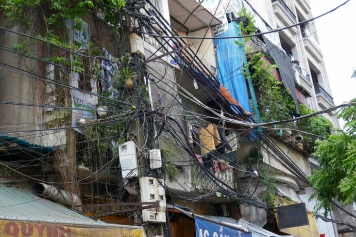 Toujours le même électricien
