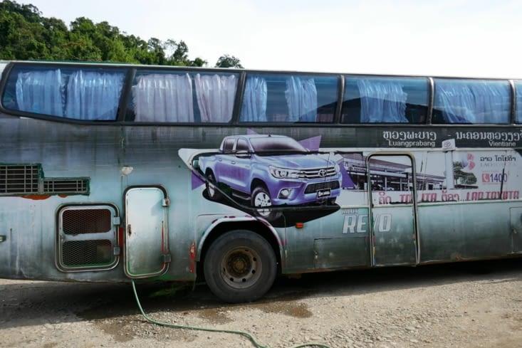 Notre super bus qui va super pas vite