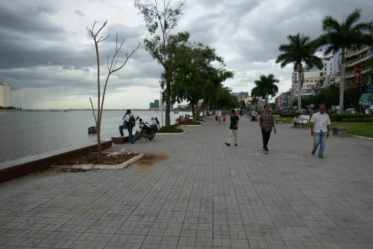 balade le long du Tonlé Sap