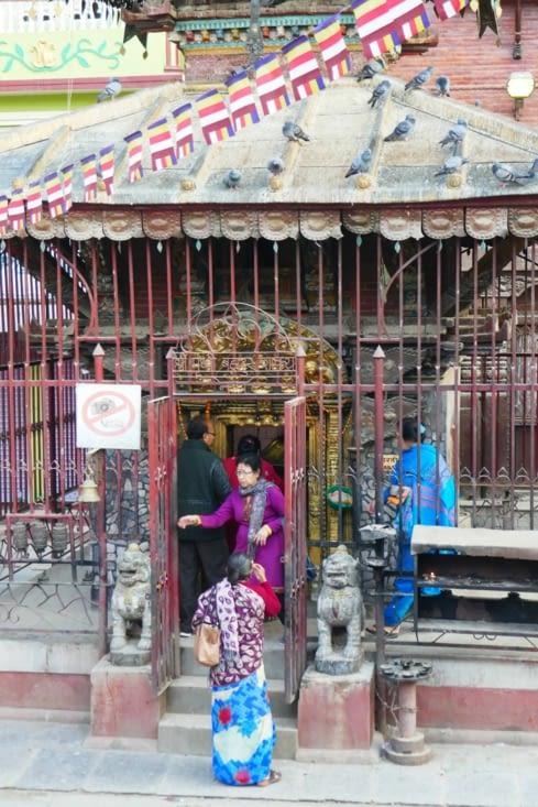 Il y des temples partout