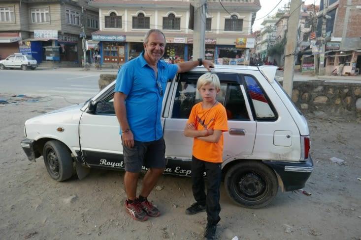 notre taxi