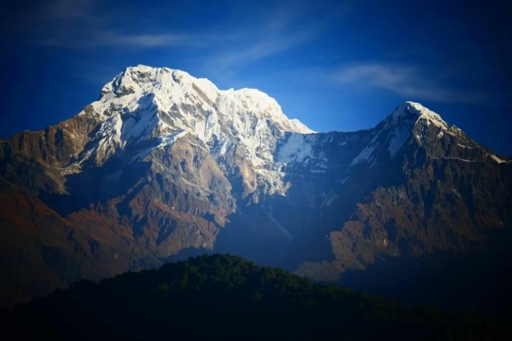 Re Yesss. .. c'est Annapurna 2 ( 7 937 m)