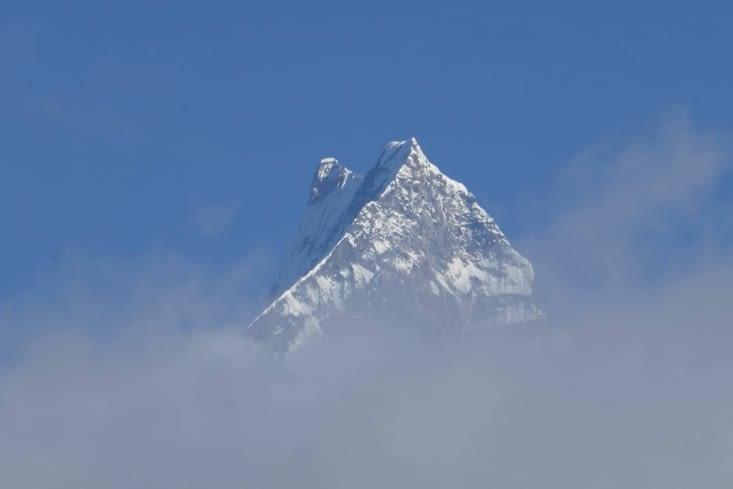 Ben mince encore une autre photo de montagne. J'ai pas fait exprès  faut me croire !