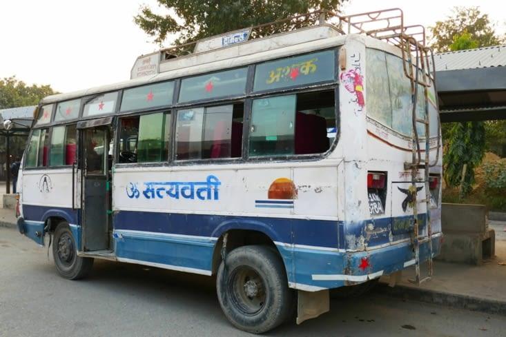 Notre bus local