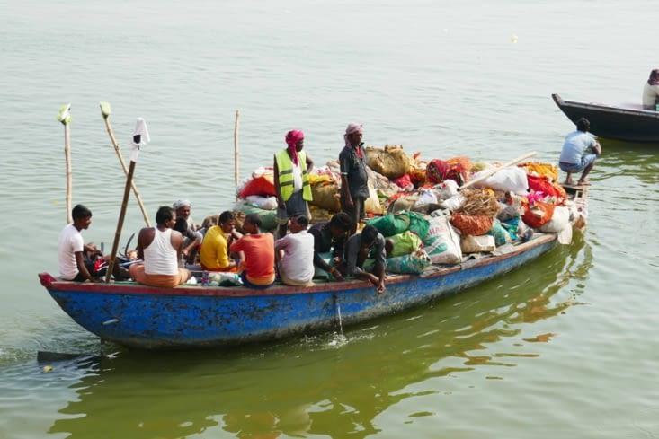 des boat people ou l'arche de Noé ?
