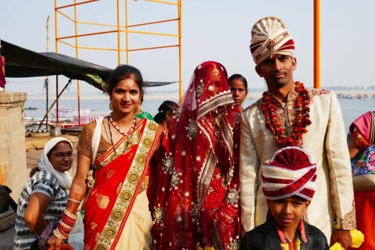 on y croise des mariages