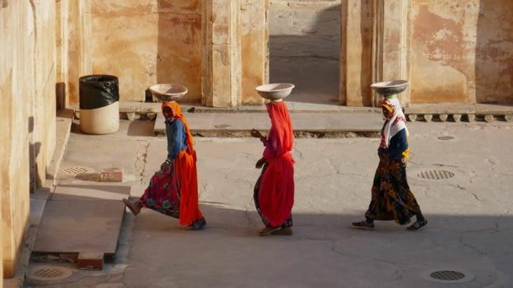 Ouah l'arnaque à touristes: ils sont vides les paniers !!!!