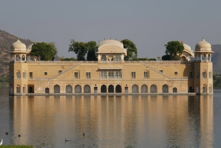 le palais de l'eau
