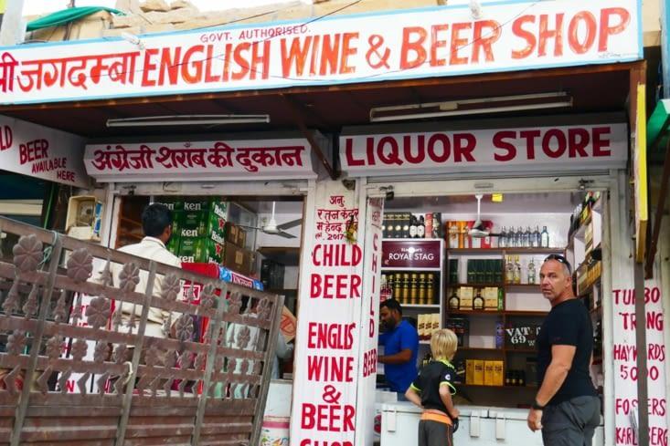 Du vin anglais ?!!! N'importe quoi ...!