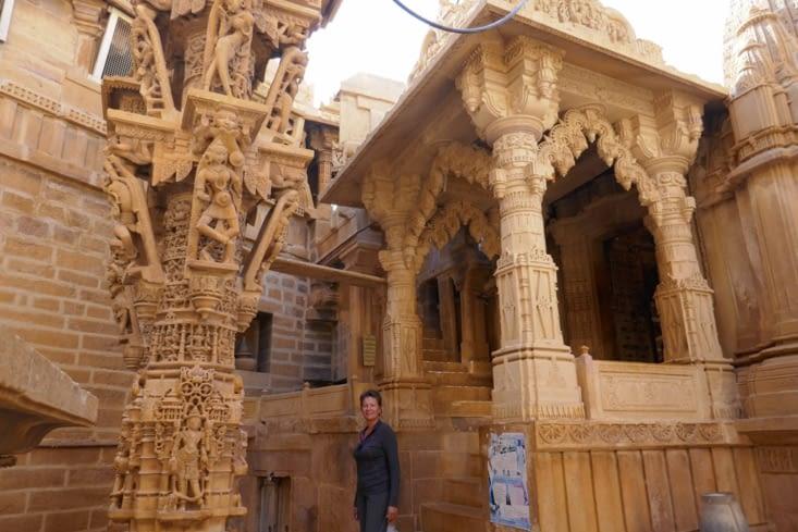 Un site exceptionnel composé de plusieurs temples voisins
